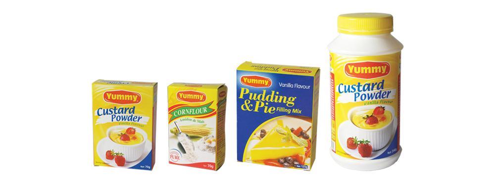 Yummy Custard Powder | Products | La Trobe